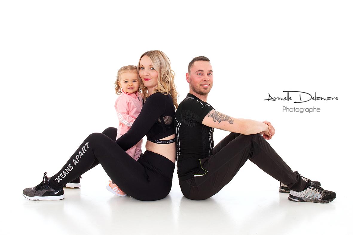 Armelle Delamare Photographe Pavilly Photographie séance photo bébé enfant couple