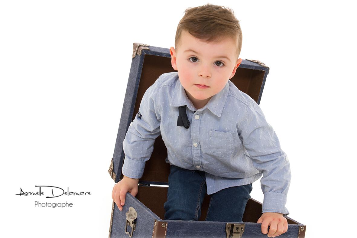 Armelle Delamare Photographe Pavilly Photographie séance photo bébé enfant