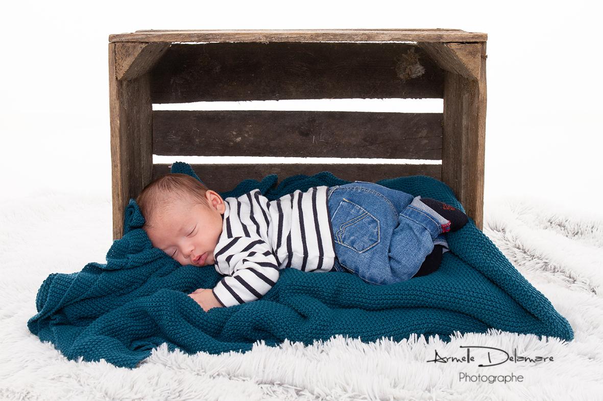 Armelle Delamare Photographe Pavilly Photographie séance photo bébé